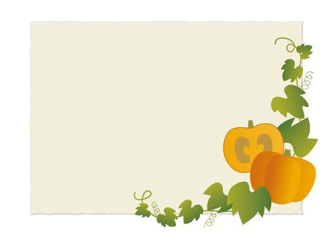 Card _ pumpkin