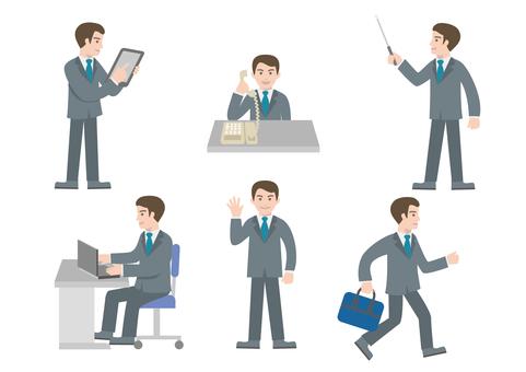 Businessman_set