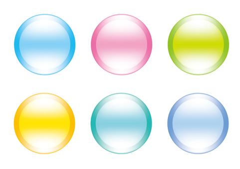 Lens _ circle _ each color 3