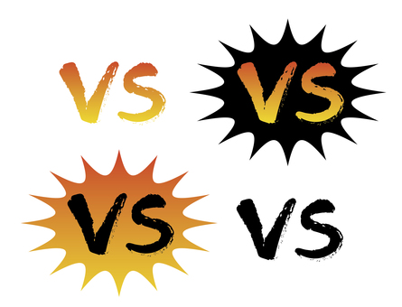 VS(versus)