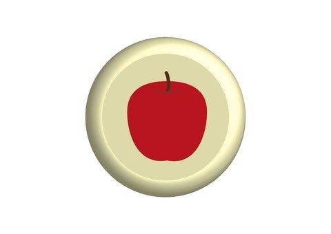 사과 버튼