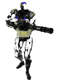ロボットポリス