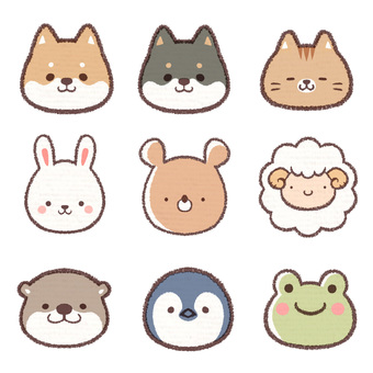 Icon Animal Collection 1