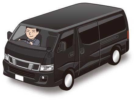 1 BOX type business car