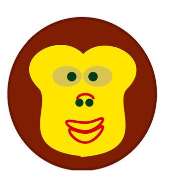 Monkey face 1