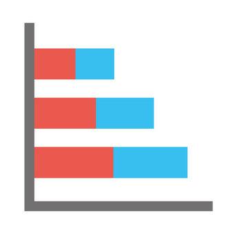 Horizontal bar graph (6)