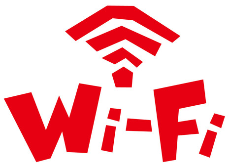 Wi-Fi ☆ English pop logo icon
