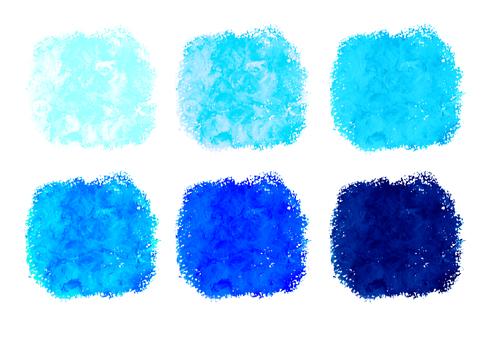 Texture of Kurepas · Blue Round