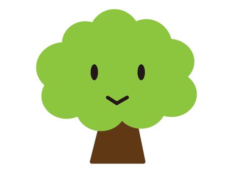 Tree (face)