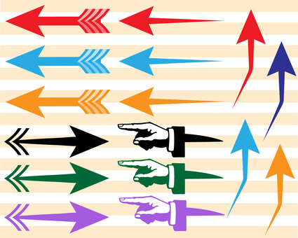 Various arrows