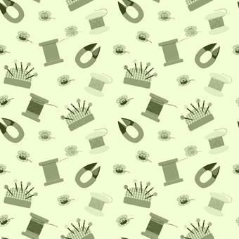Sewing tools wallpaper 1