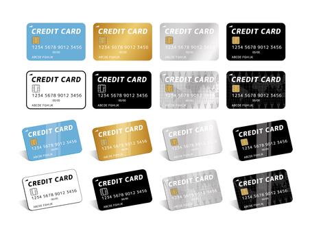 A088. Credit card