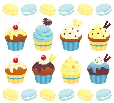Cupcake Fittings ♡ No.2
