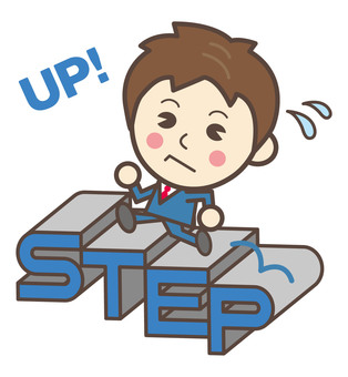 Step up climb stairs [self-development]