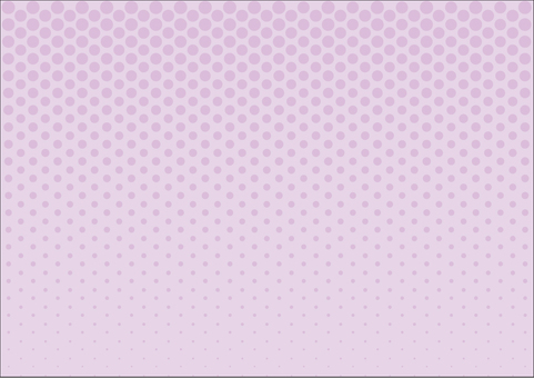 Mirror dot back purple