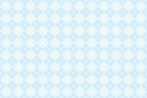 Argyle pattern background blue