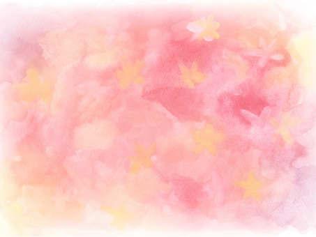 Pound back pink background