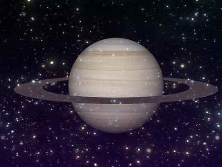 宇宙壁紙 惑星 土星①