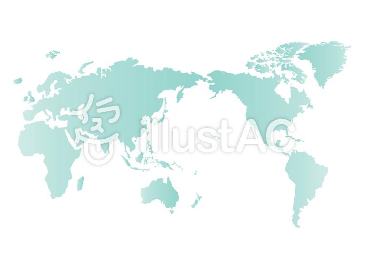 世界地図イラスト No 853820無料イラストならイラストac