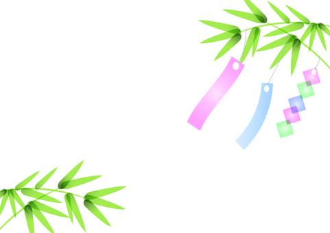 Illustration of mulberry leaf