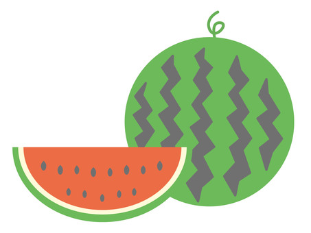Watermelon (light color)