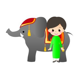 Elephant and elephant use
