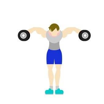 Dumbbell Upright Row