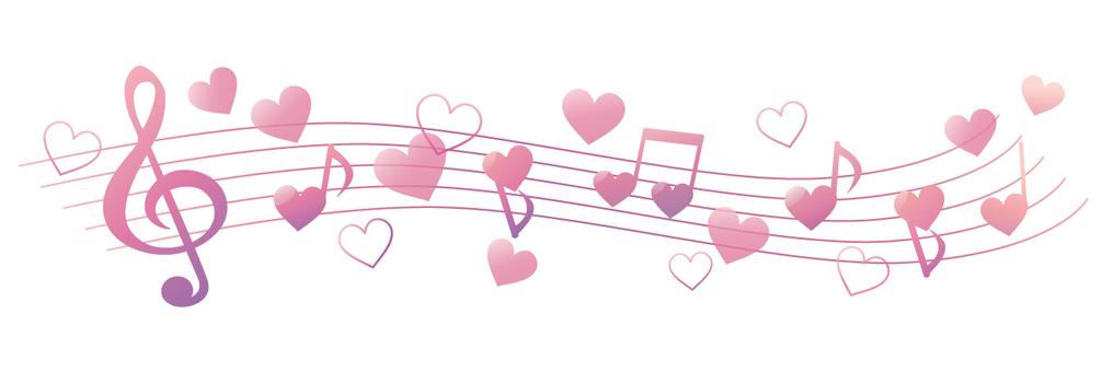 하트의 음악 라인