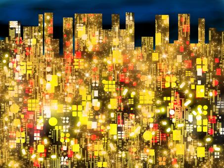 城市霓虹燈2