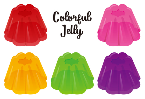 Colorful Jelly