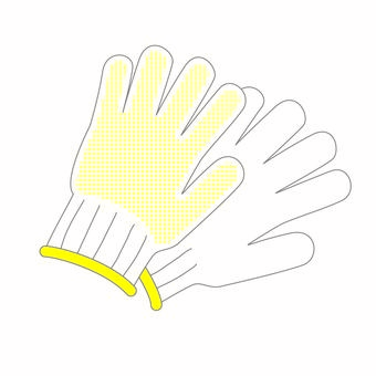 Illustration of a military hand