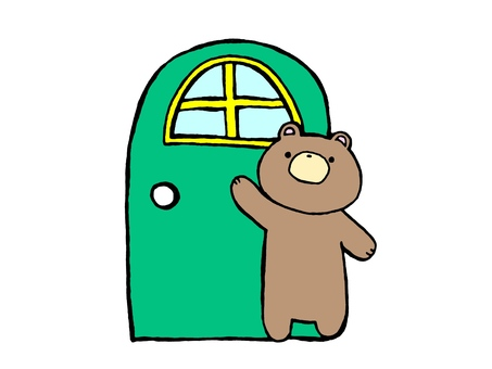 Doors and Bears 3 of 3