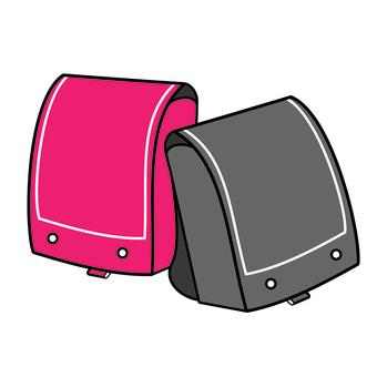 school bag_two