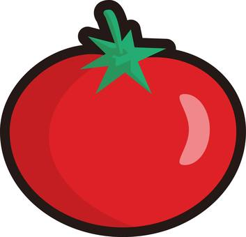 Tomato mini tomato petit tomato