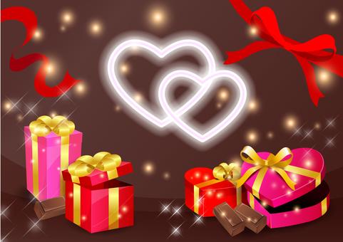 발렌타인 초콜릿 선물