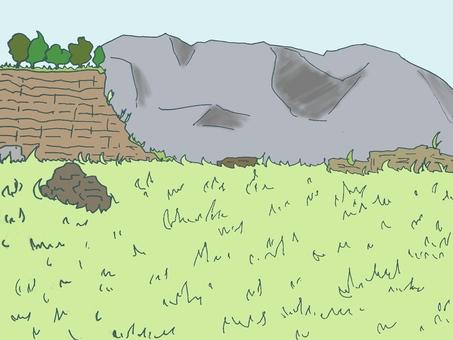RPG style prairie