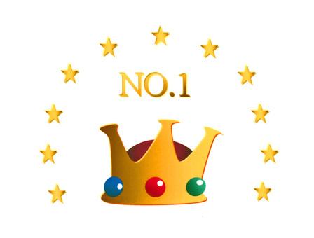 Crown & Star (No.1)