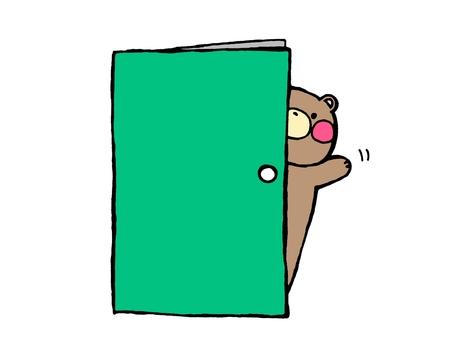 Doors and Bears 1 of 3