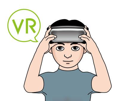 VR Goggles (37) Men