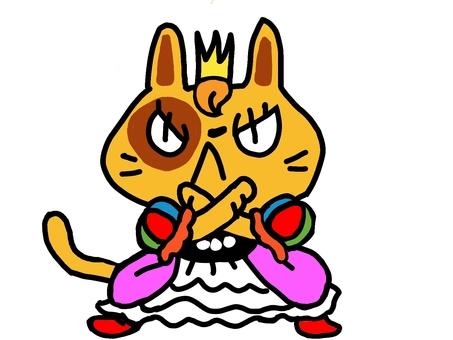 Cat Hime-chan NG
