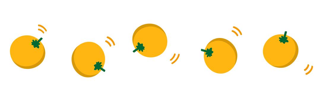 プチトマト転がる