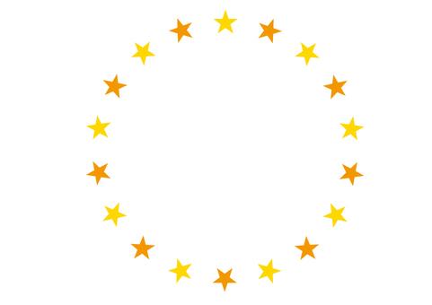 Yellow star × Orange ring