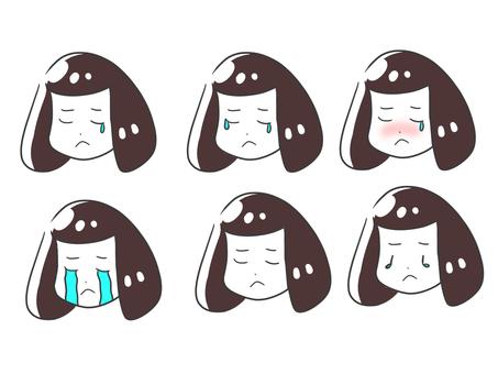 泣き顔特集