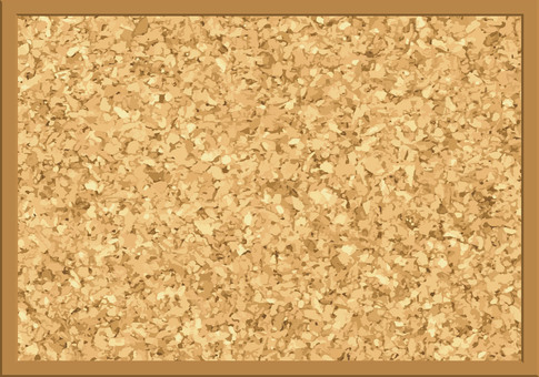 Cork board (background material) frame frame dark eyes