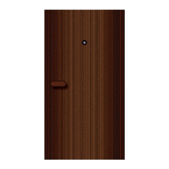 Image of woodgraining door