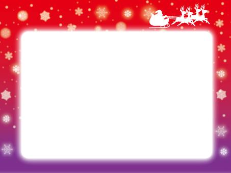 Santa's frame