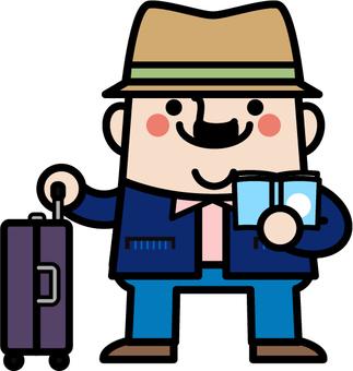 Uncle Fairy Overseas Travel
