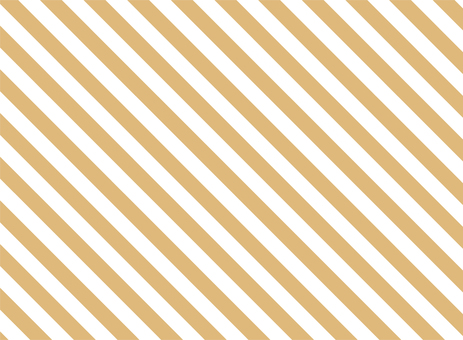 Diagonal stripe <Khaki>