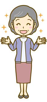 Female (Aged): B_Joy 01FS