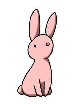 고개 토끼 씨